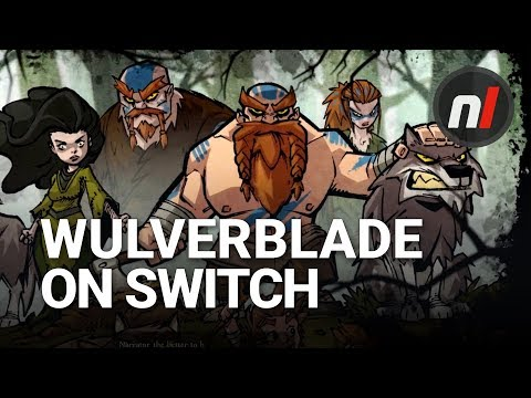 Gorgeous, Gory, Golden Axe-Style Arcade Brawler | Wulverblade on Nintendo Switch