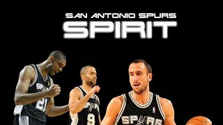 SAN ANTONIO SPURS SPIRIT
