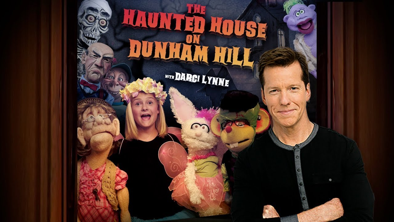 The haunted house on dunham hill with darci lynne jeff dunham the haunted house on dunham hill with darci lynne jeff dunham m4hsunfo