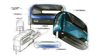 제품 스케치 & 마카(Product Sketch & Marker)