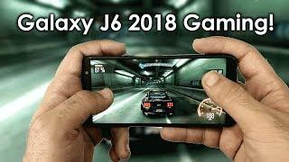 Samsung Galaxy J6 2018 Gaming Review! Urdu/Hindi