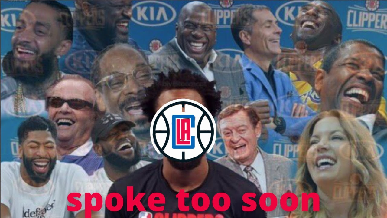 West Champs? Don't Count Out the Clippers