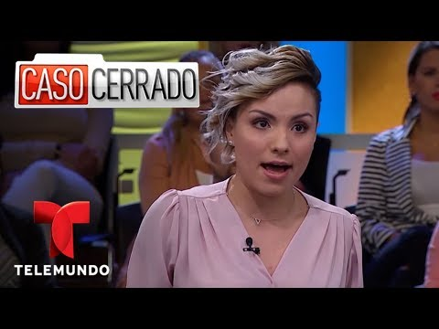 Caso Cerrado | Angry Wife Tears Husbands Anus🍑 😱🙅🤕| Telemundo English