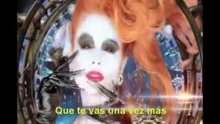 Gloria Trevi - Habla Blah Blah ft Shy Carter  Con Letra