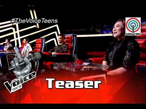 The Voice Teens Philippines April 22, 2017 Teaser