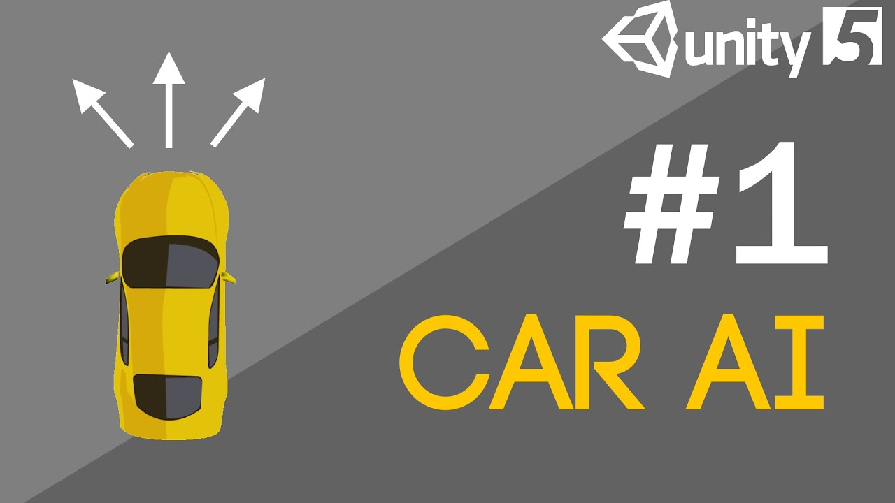 Car AI Tutorial #1 (Unity 5 ) - Make the Path