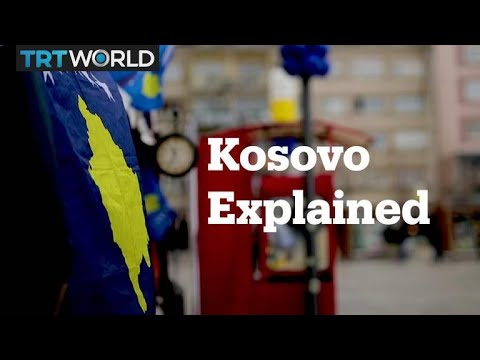 The entire history of Kosovo explained