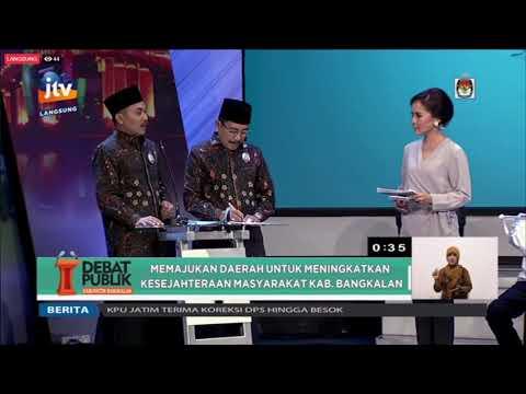 Debat Pilkada Bangkalan 2018 Part II