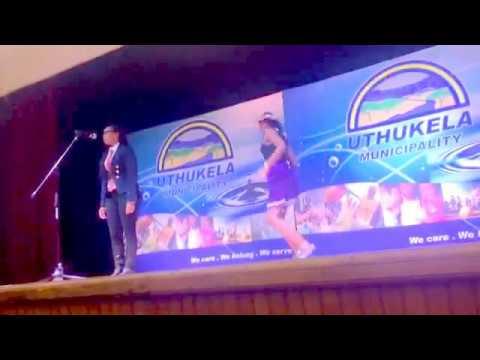 Download Xolile Zion Vilakazi ft dancer Sanele Magwaza :: UThukela Mayoral Cup Comedy show performance