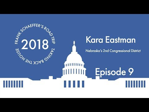 Frank Schaeffer's Road Trip • Episode 9 • Kara Eastman