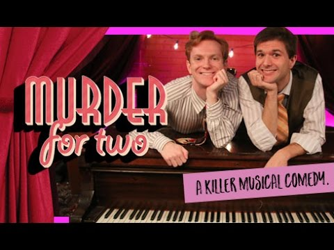 MURDER FOR TWO at Stage West Theatre - teaser