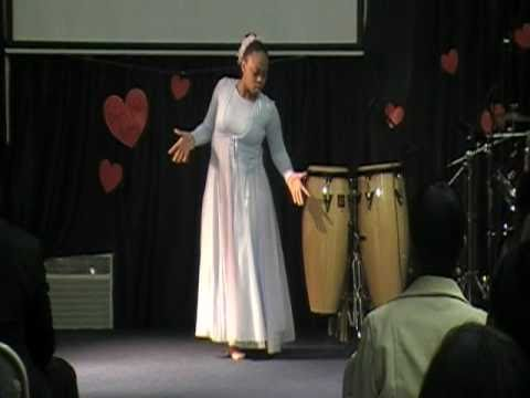 Israel Houghton (Others) La'Keyera B. Dancing @ CCC