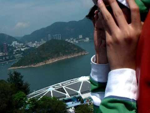 The Abyss @ Ocean Park Hong Kong