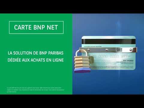 Nouveau ! Le Cryptogramme Dynamique s'invite sur la carte BNP Net pour le confort de la sécurité
