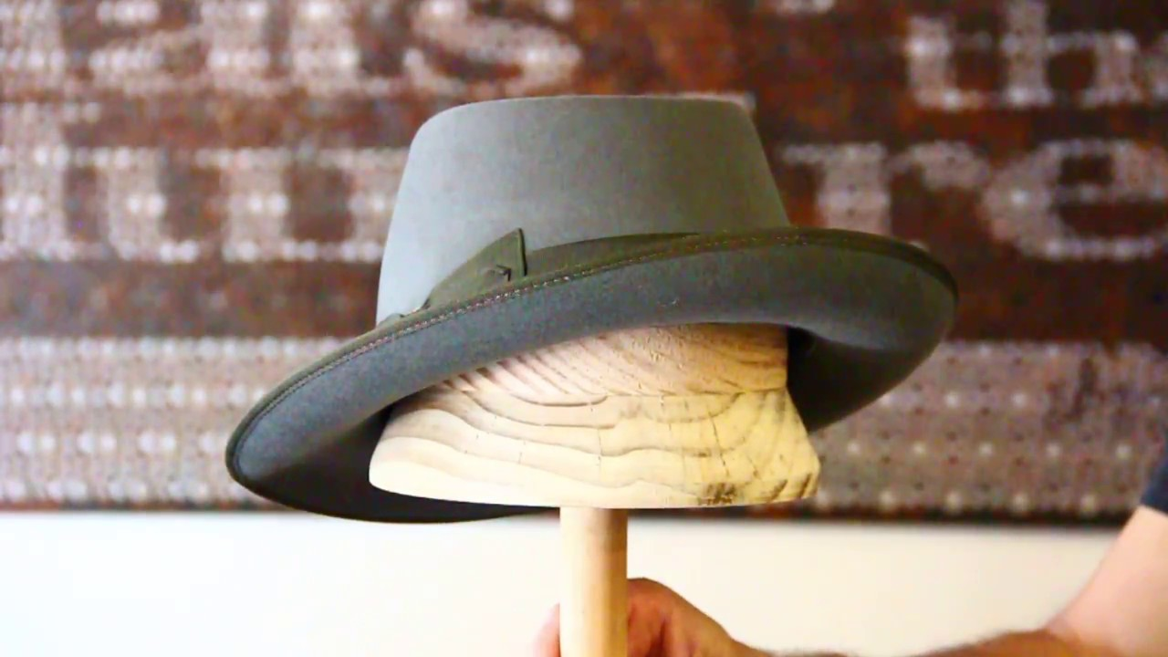 Akubra Stylemaster Hat Bluegrass Green - Hats by the Hundred - YouTube f5840759d80e