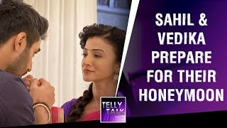 Sahil & Vedika finally return home & prepare for their honeymoon | Aap Ke Aa Jane Se