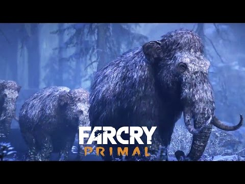 Far Cry Primal Legend of the Mammoth Missions (Pre Order DLC) 1080p HD