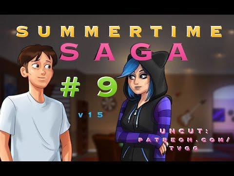 summertime saga eve walkthrough