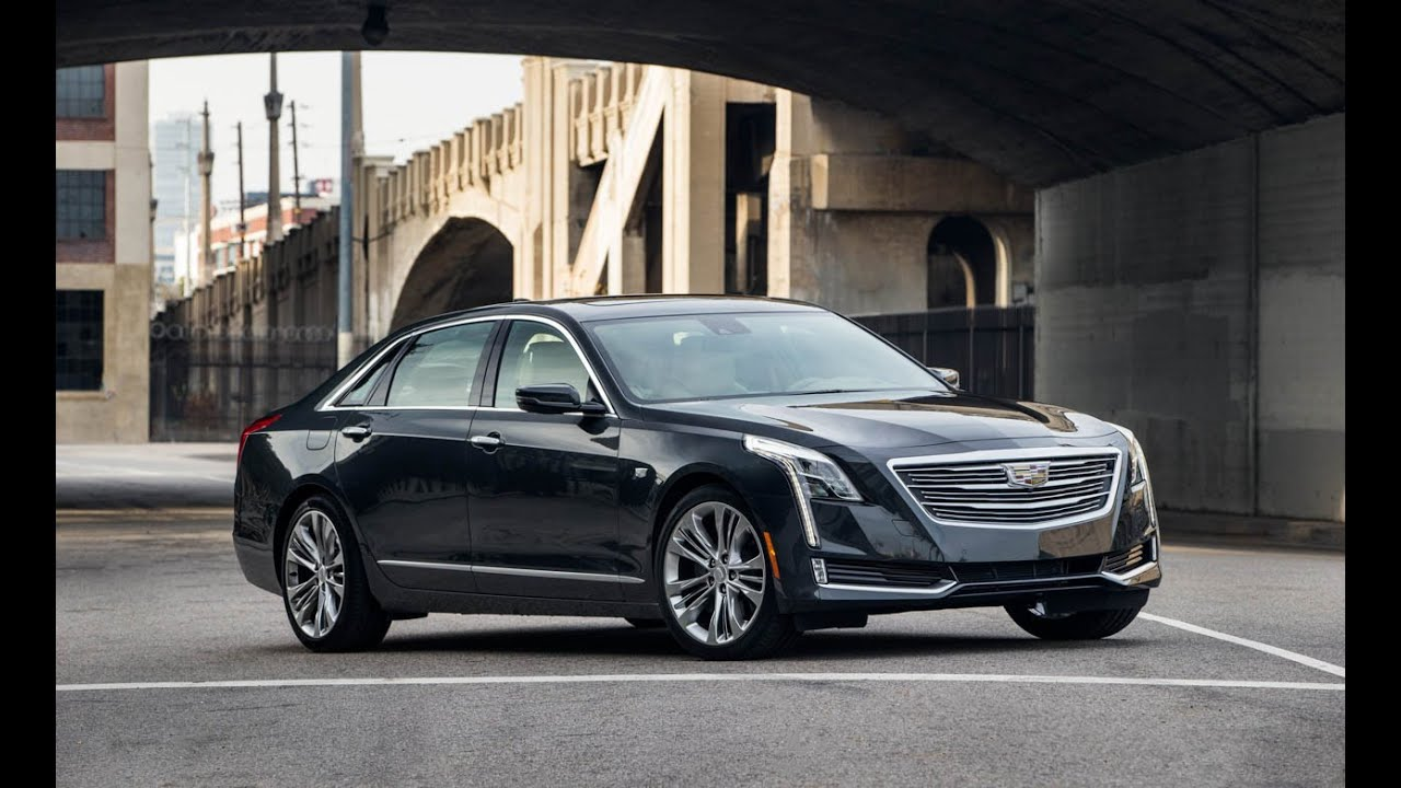 Review Car 2016 Cadillac Ct6 Specs Price And Rating Youtube