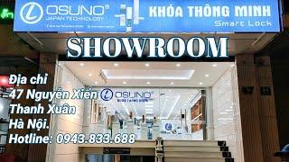 SHOWROOM Khóa Cửa Thông Minh OSUNO. 47 Nguyễn Xiển, Thanh Xuân, Hà Nội