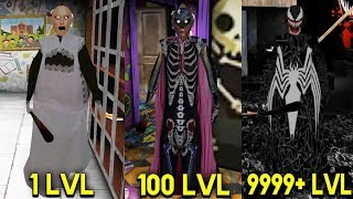 All the Mods of Granny #1 Evolution of Granny