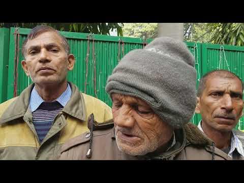 Senior Citizen Feedback after Janta Samwad of Delhi CM Arvind Kejriwal