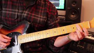 My Next Broken Heart (Brent Mason/Brooks & Dunn) solo lesson! Weekend Wankshop 167
