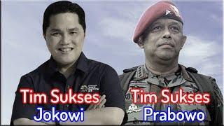 Download Video Djoko Santoso Ketua Timses Prabowo Sandi dan Erick Thohir untuk Jokowi Ma'ruf Amin MP3 3GP MP4