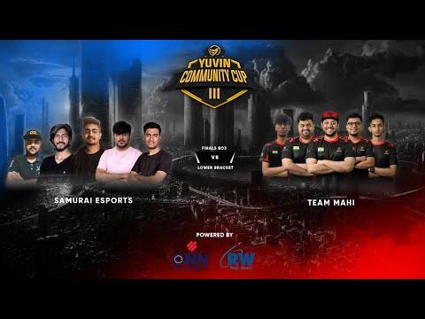 Yuvin Esports - [ENG] Yuvin Community Cup Samurai Esports vs