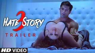 'Hate Story 3' Official Trailer | Zareen Khan, Sharman Joshi, Daisy Shah, Karan Singh | T-Series(T-Series Films presents the Official Trailer of bollywood movie