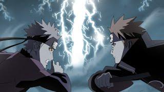 Naruto Vs Pain AMV Dubstep Remix