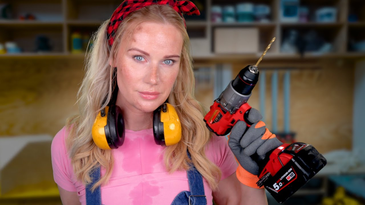 ASMR LET ME FIX YOU 🔨 CARPENTER ROLE PLAY 🧰 personal attention & relaxing tingle triggers