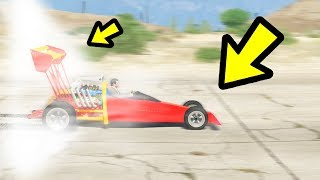 THE FASTEST CAR IN GTA 5!! (World Record)