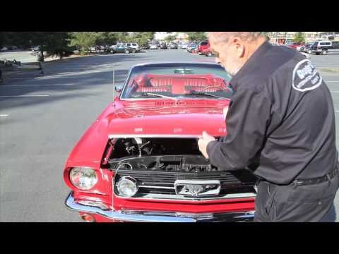 """1966 FORD MUSTANG GT CONVERTIBLE   """"SOLD""""    Drager's International Classic Sales  206-533-9600"""