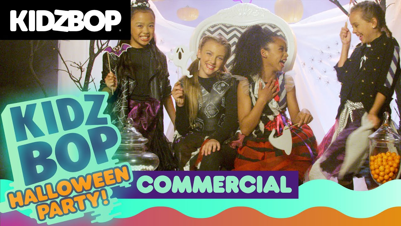 """""""KIDZ BOP Halloween Party!"""" Official Commercial - Available Everywhere!"""