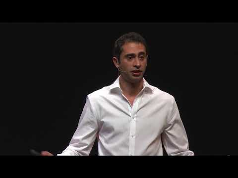 Enhancing Human Capabilities with AI | Ahmed ElMahmoudy | TEDxIndianaUniversity