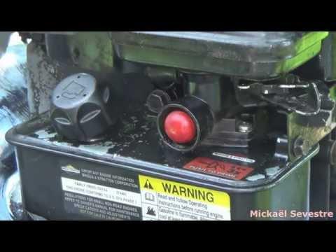 Remplacer Sa Poire D'amorçage Sur Carburateur Pulsa Prime Briggs& Stratton