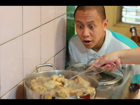 "Adobo (Filipino ""Let It Go"" Parody) – Mikey Bustos"