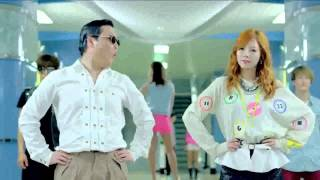 Cover images Psy - Gangnam Style Official Music Video [HD]