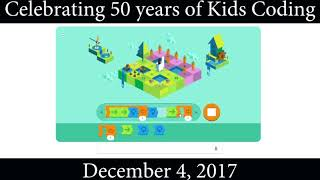 Celebrating 50 years of Kids Coding