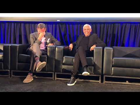 Fireside chat with Dr Eric Topol and Vinod Khosla
