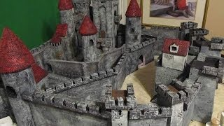 Storm The Castle Diorama Part 5