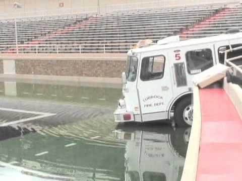 Jones AT&T Stadium Floods