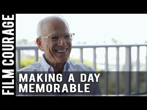 How Do You Make A Day Meaningful Enough To Be Memorable? by Gary W. Goldstein