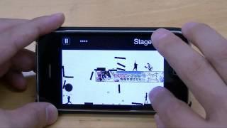 吉田VS古田 攻略 ステージ37  iPhoneアプリ