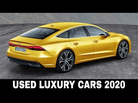 Top 8 Used Luxury Cars with Affordable Prices in 2020 (Market Research)