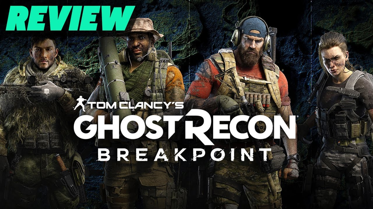 Ghost Recon Breakpoint Review - GameSpot thumbnail