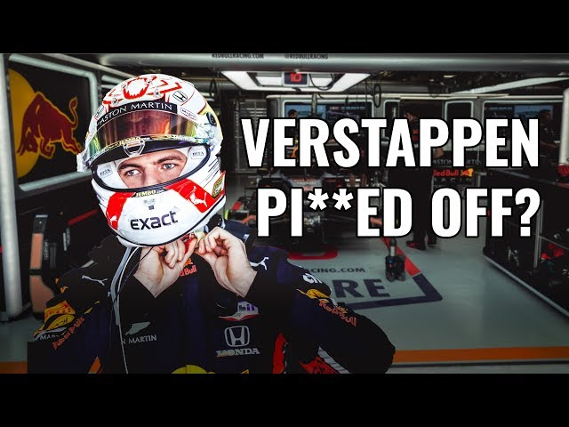 HERE'S WHY VERSTAPPEN IS ANGRY AT VETTEL | NICO ROSBERG | F1 ANALYSIS