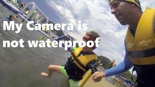 My Camera is not waterproof