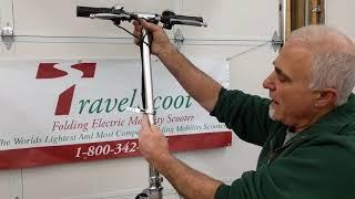 TravelScoot USA Steering Column Repair